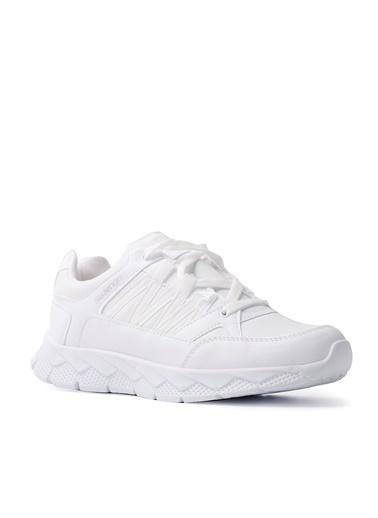 Slazenger Slazenger KATAR Koşu & Yürüyüş Erkek Ayakkabı  Beyaz
